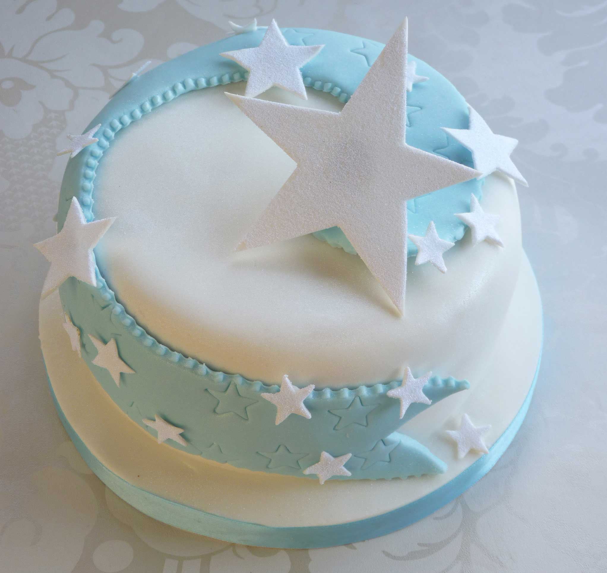 Simple Christmas Cake Images : Christmas Cakes